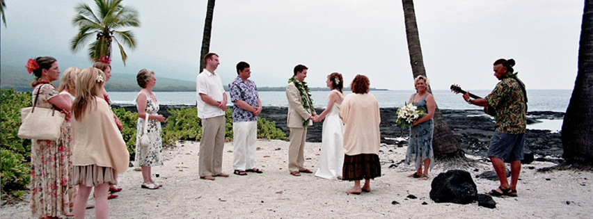 Place of Sanctuary Hawaii Wedding