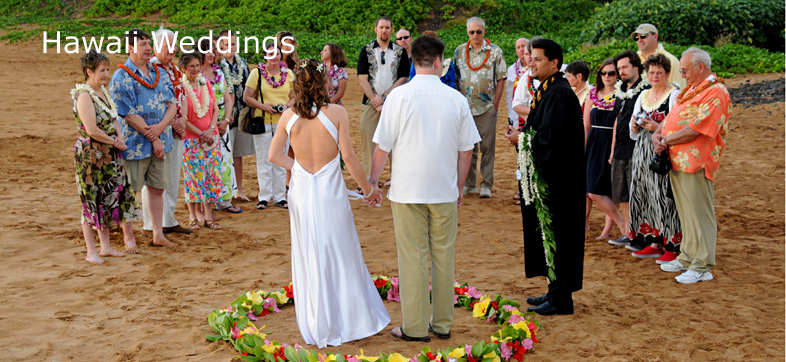 Kings Knoll Hawaii Wedding