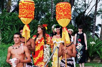 Maui weddings traditional hawaiian wedding traditional hawaiian wedding junglespirit Gallery