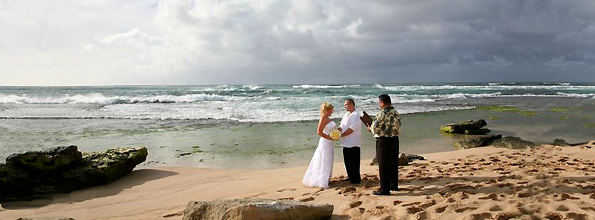 Oahu North Shore Wedding