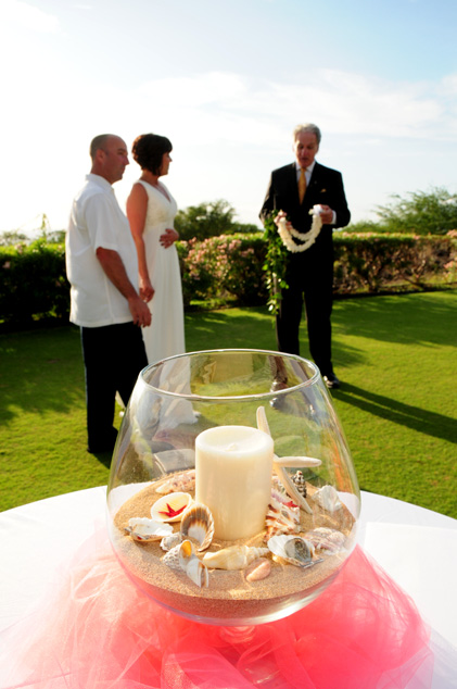 Molokini Lookout Wedding