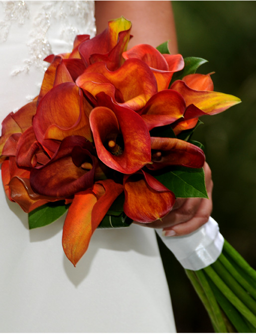 Hawaiian Island Weddings - Bridal Bouquet Gallery