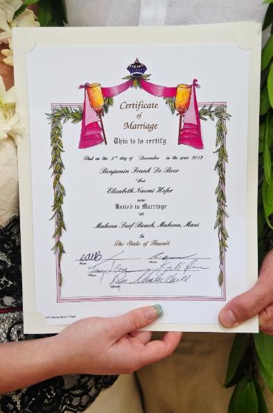 Maui Weddings - Traditional Hawaiian Wedding