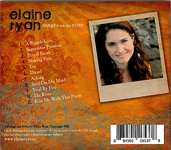 Elaine Ryan - Songs From The River