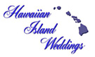 Hawaiian Island Weddings logo