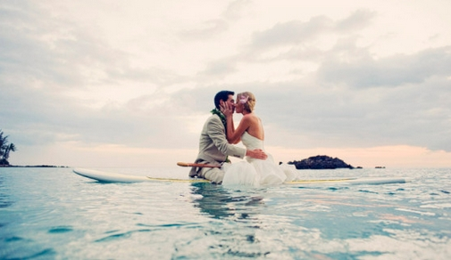 Surfing Wedding - Coming soon for 2014