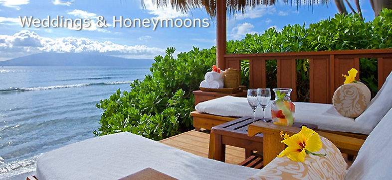 Hawaii Honeymoon Packages Hawaii Island Hopping Honeymoons