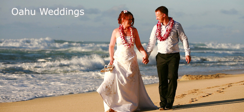 Oahu Renewal of Wedding Vows