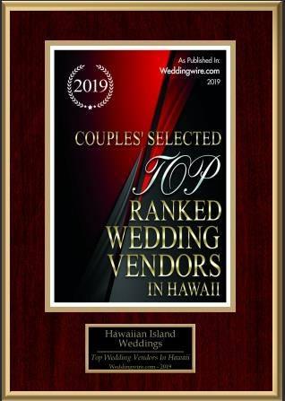 Top Wedding Aendor Award 2019