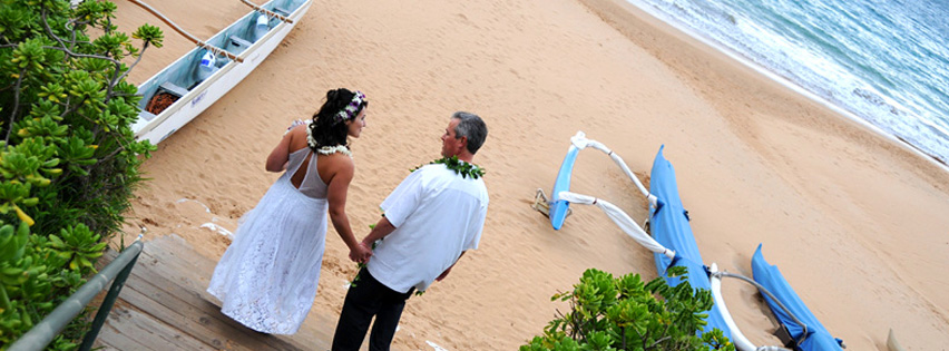 Wailea Wedding & Honeymoon Package