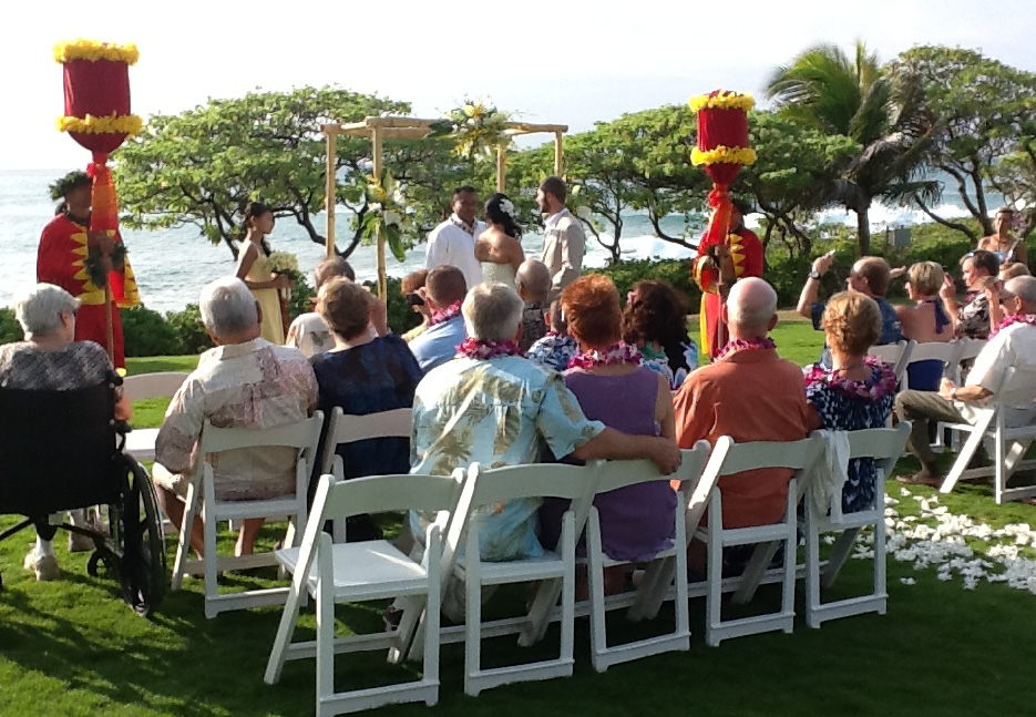 hawaiian island weddings island locations
