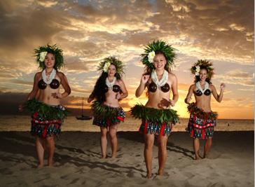 Hawaiian Island Weddings Receptions Te Au Moana Luau