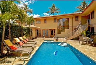 Maui Ocean Front Luxury Villas