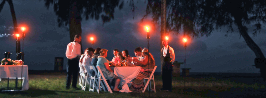 Maui Wedding Reception
