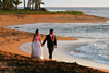 Kauai Romantic Sunset Wedding