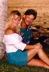 Tim and Sheri Clark
